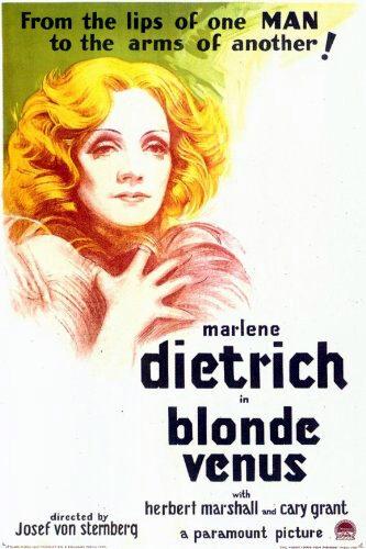 Episode 111: Die blonde Venus (Blonde Venus), 1932