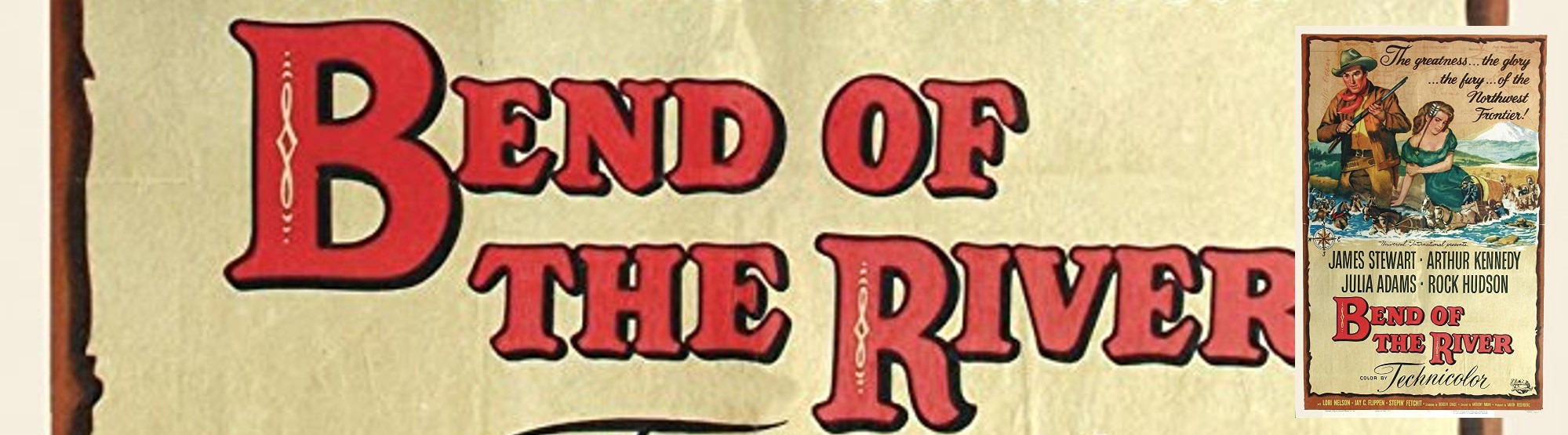 Bend of the River Logo