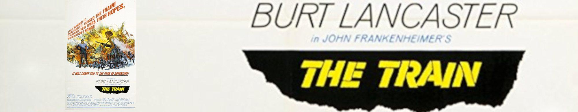 The Train Banner