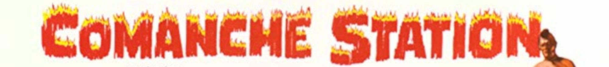 Comanche Station Banner