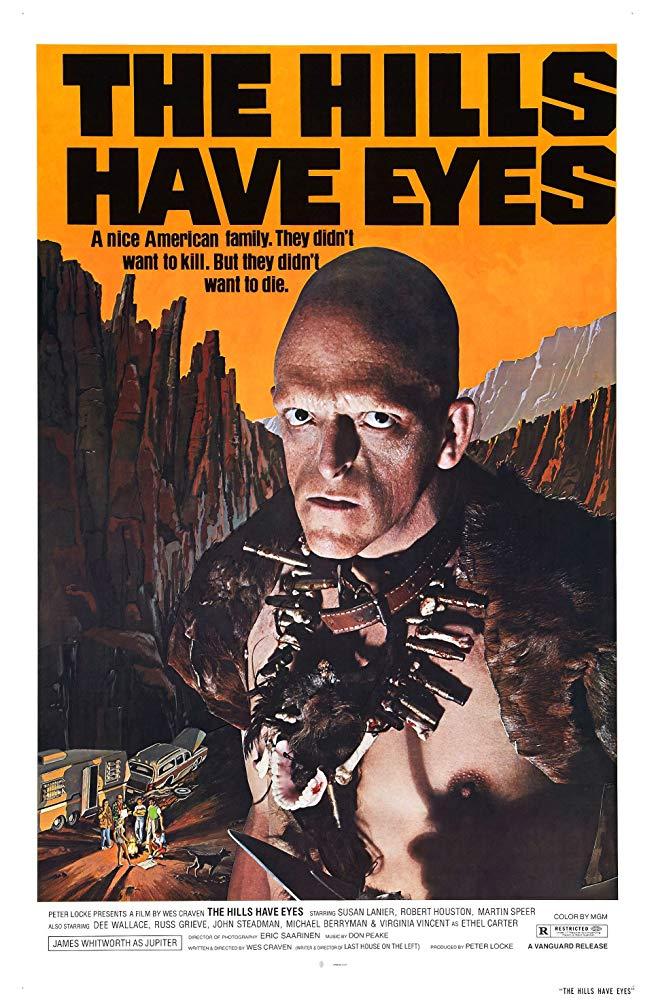 The Hills Have Eyes – Hügel Der Blutigen Augen