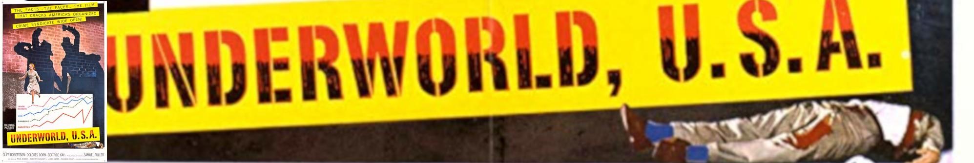 Underworld USA Banner