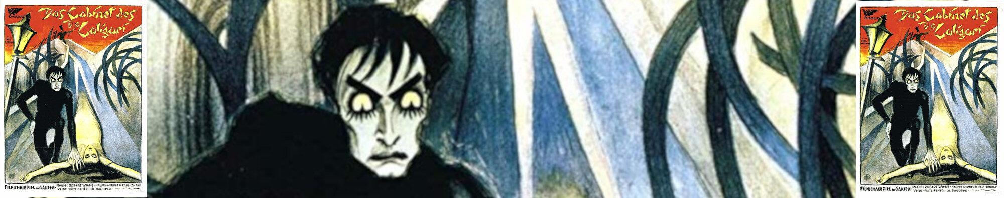 Das Cabinet des Dr. Caligari Banner