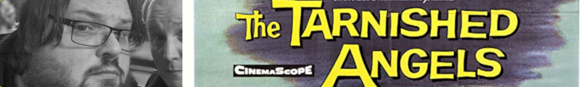 The Tarnished Angels Banner